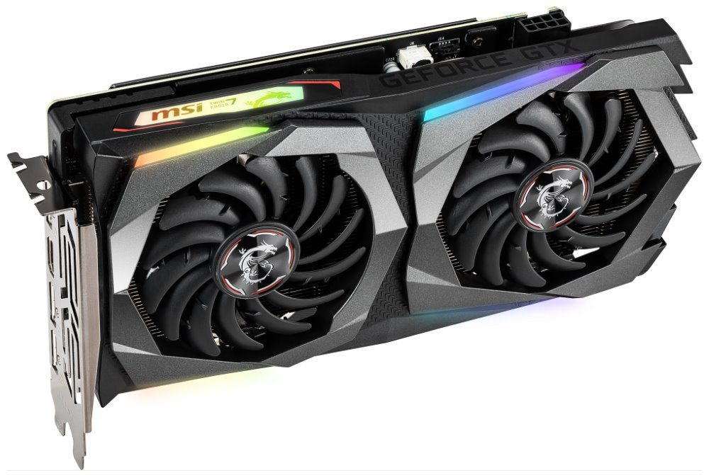 Grafická karta MSI GeForce GTX 1660 GAMING X 6G