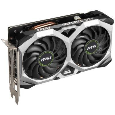 OPRAVENÉ - MSI GeForce GTX 1660 SUPER VENTUS XS OC / PCI-E / 6GB GDDR5 / HDMI / 3x DP
