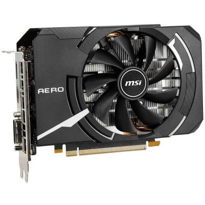 MSI GeForce GTX 1660 SUPER AERO ITX / PCI-E / 6GB GDDR6 / 1x DP / 1x HDMI / 1x DVI-D