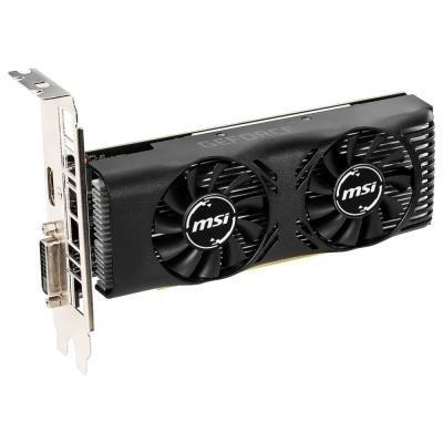 Grafická karta MSI GeForce GTX 1650 4GT LP OC