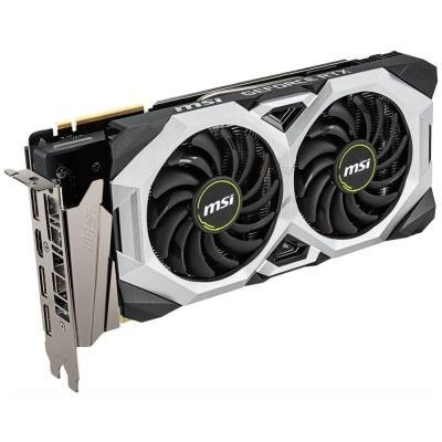 MSI GeForce RTX 2070 SUPER VENTUS OC / 8GB GDDR6 / PCI-E / HDMI / 3x DP