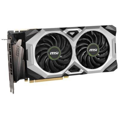 MSI GeForce RTX 2080 SUPER VENTUS XS OC / 8GB GDDR6 / PCI-E / 3x DP / HDMI