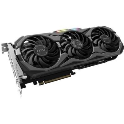Grafická karta MSI GeForce RTX 2080 DUKE 8G OC