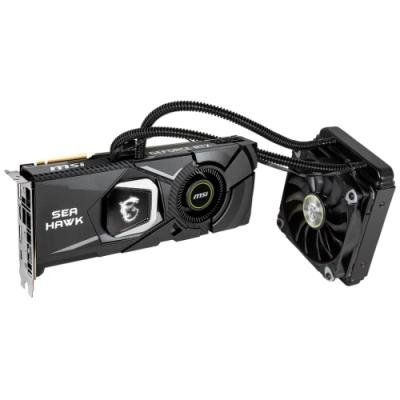 Grafická karta MSI GeForce RTX 2080 SEA HAWK X