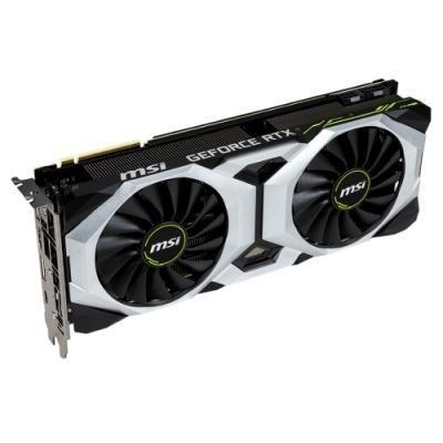 Grafická karta MSI GeForce RTX 2080 VENTUS 8G
