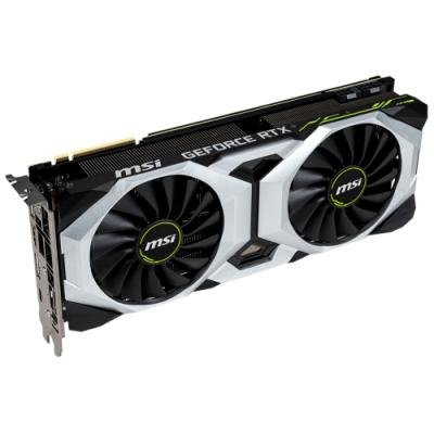 Grafická karta MSI GeForce RTX 2080 VENTUS 8G OC