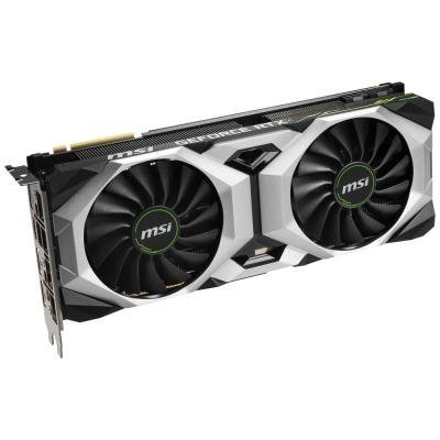 MSI GeForce RTX 2080 SUPER VENTUS OC / 8GB GDDR6 / PCI-E / 3x DP / HDMI