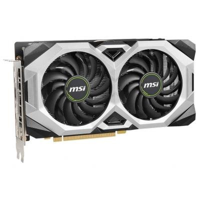 OPRAVENÉ - MSI GeForce RTX 2060 SUPER VENTUS GP OC / 8GB GDDR6 / PCI-E / HDMI / 3x DP