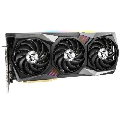MSI GeForce RTX 3080 GAMING Z TRIO 10G LHR