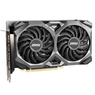 Grafická karta MSI Radeon RX 5500 XT MECH 4G OC