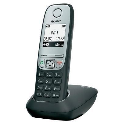 Bezdrátový telefon Siemens GIGASET A415 černý