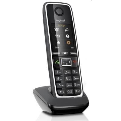 Bezdrátový telefon Siemens GIGASET C530 černý