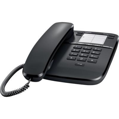 Standardní telefon Siemens GIGASET DA310 černý