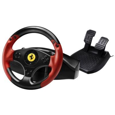 Volant Thrustmaster Ferrari Racing Red Legend