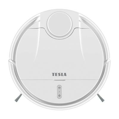 Robotický vysavač TESLA RoboStar iQ500 bílý