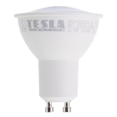 LED žárovka TESLA GU10 3,5W