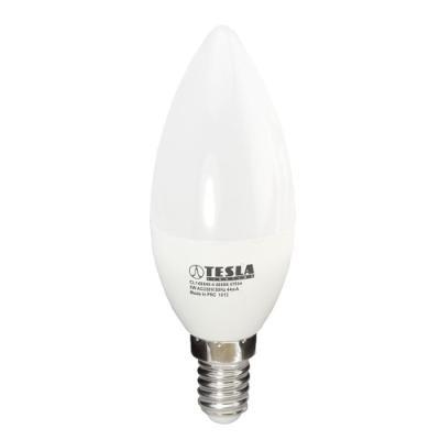 LED žárovka TESLA CANDLE E14 5W