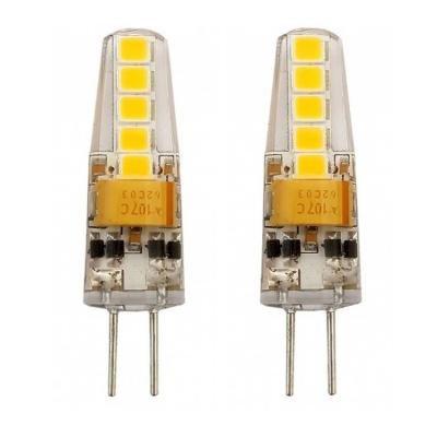 LED žárovka TESLA G4 2W dvojbalení