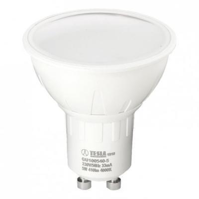 LED žárovka TESLA GU10 5W