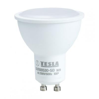 LED žárovka TESLA GU10 5W stmívatelná