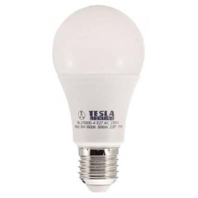 LED žárovka TESLA BULB E27 9W 5ks