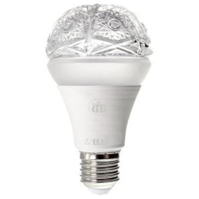 LED žárovka TESLA BULB E27 9W Stars Clear