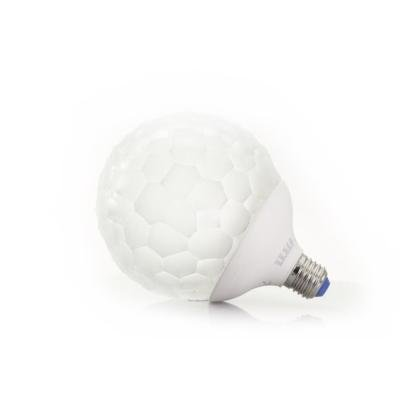 LED žárovka TESLA GLOBE E27 15W Morphology Matt