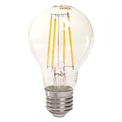 LED žárovka TESLA CRYSTAL RETRO BULB E27 8W