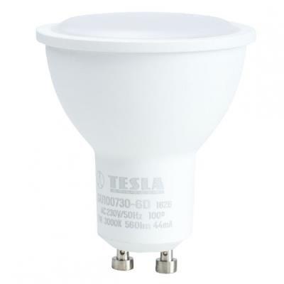 LED žárovka TESLA GU10 7W
