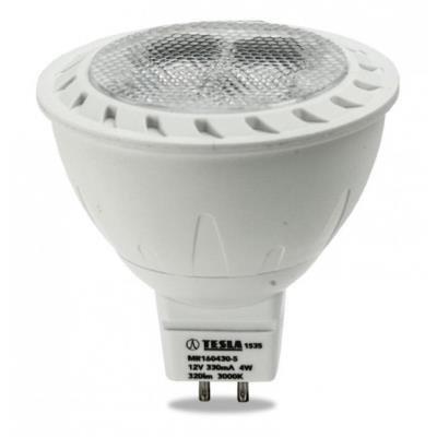 LED žárovka TESLA GU5,3 4W