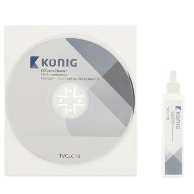 Čisticí disk König pro CD i DVD přerhávače