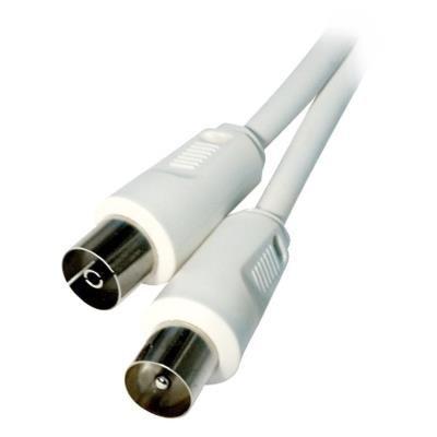 Kabel OEM účastnický Koax (M) - Koax (F) 10m