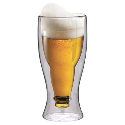 Sklenička Maxxo Termo Cold Beer