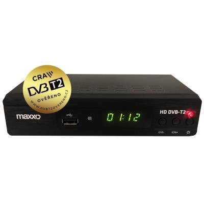 Set-top-box Maxxo HD DVB-T2