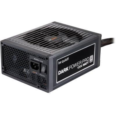 OPRAVENÉ - Be quiet! / zdroj DARK POWER PRO 11 1200W / active PFC / 135mm fan / modulární kabeláž / 80PLUS Platinum