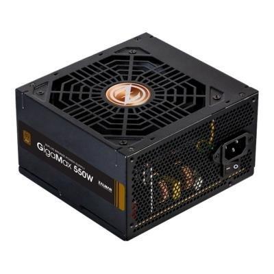Zalman zdroj GigaMax 550W/ ATX / akt. PFC / 120mm ventilátor / 80PLUS Bronze