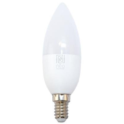 LED žárovka IMMAX Neo E14 5W RGB