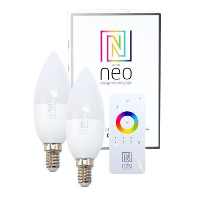 LED žárovka IMMAX Neo E14 5W teplá bílá 2ks