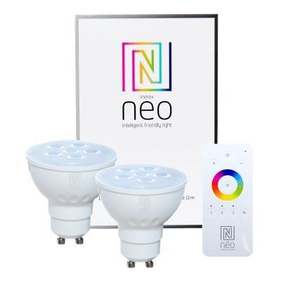 LED žárovka IMMAX Neo GU10 4,8W teplá bílá 2ks