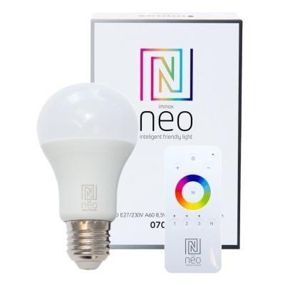LED žárovka IMMAX Neo E27 8,5W teplá bílá