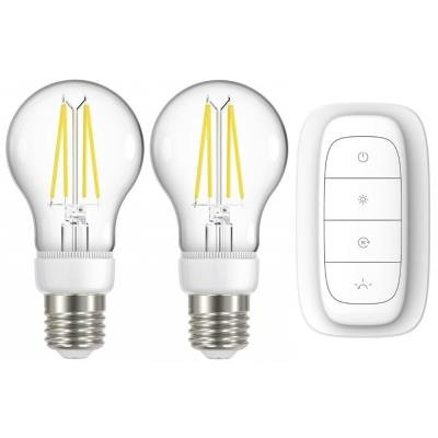 LED žárovka IMMAX NEO E27 6,3W teplá bílá 2ks