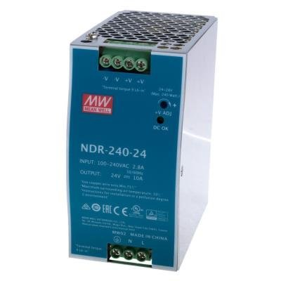 Zdroj MEAN WELL NDR-240-24