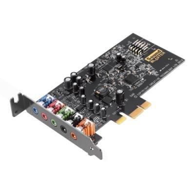 CREATIVE zvuková karta/ Sound Blaster AUDIGY FX/ interní/ 5.1/ PCI-E